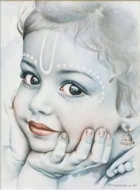 Very cute Bal Gopal