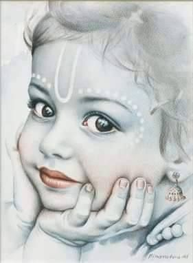 Very cute Bal Gopal