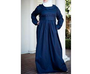 Dropship Gamis Ukuran Besar (BIG Size) - Baju Muslim Tanah Abang