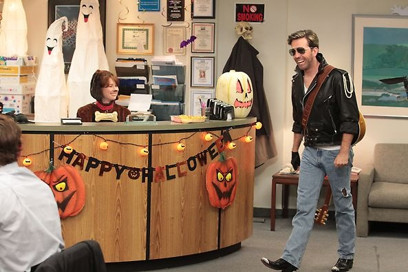 Another Halloween at the Scranton Branch