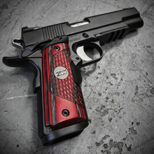 Dan Wesson Specialist. The best 1911 for the... | Guns Knives Gear