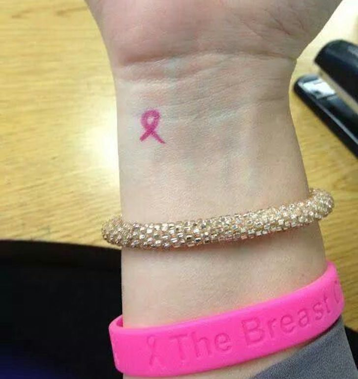 Tattoos for Breast Cancer Awareness | Tattoo.com                                                                                                                                                                                 More