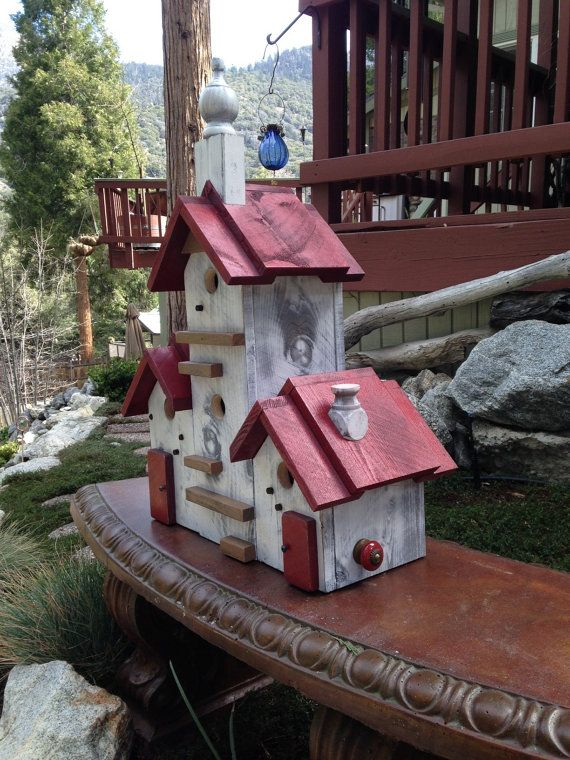 Custom Bird Houses For Sale WoodWorking Projects Plans
