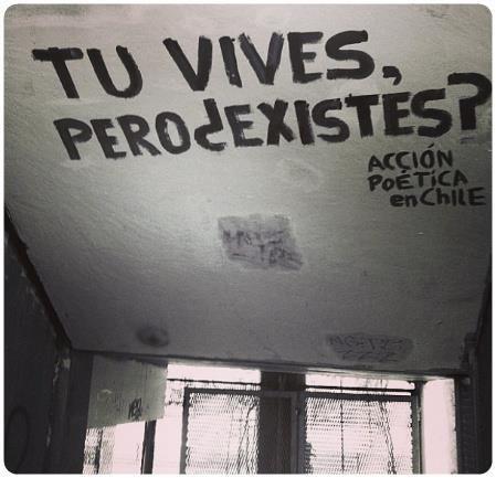 #existir #accionpoetica