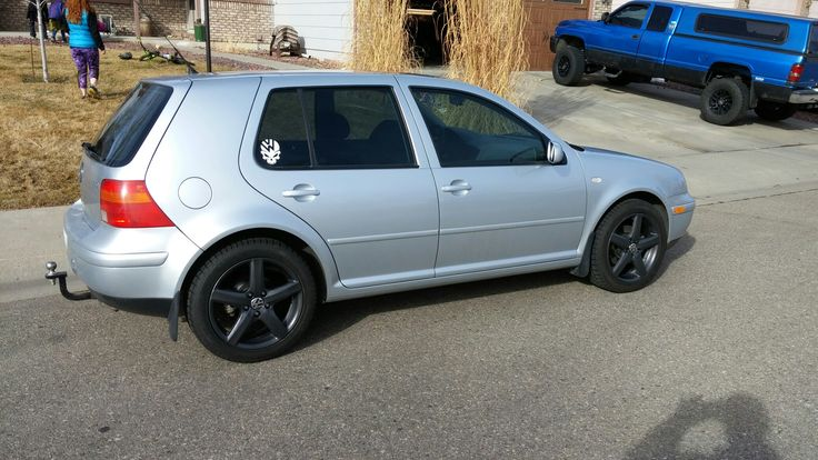Mk5 wheels on mk4 tdi golf