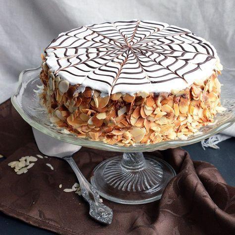 Торт Эстерхази | HomeBaked