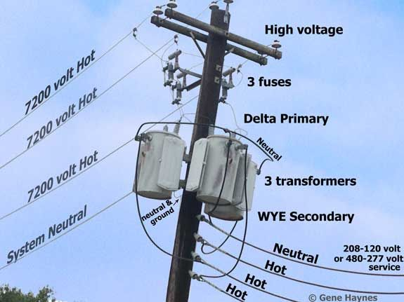What Is 208 Volt In 2020 Electricity Electrical Projects Transformer Wiring