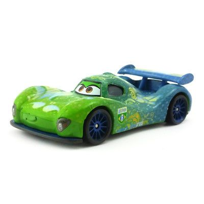 US-Deals Cars Mattel Disney Pixar Cars 2 Carla Veloso Diecast Toy Car 1:55 Loose In Stock: $29.99 End Date: Friday Mar-16-2018…%#USDeals%