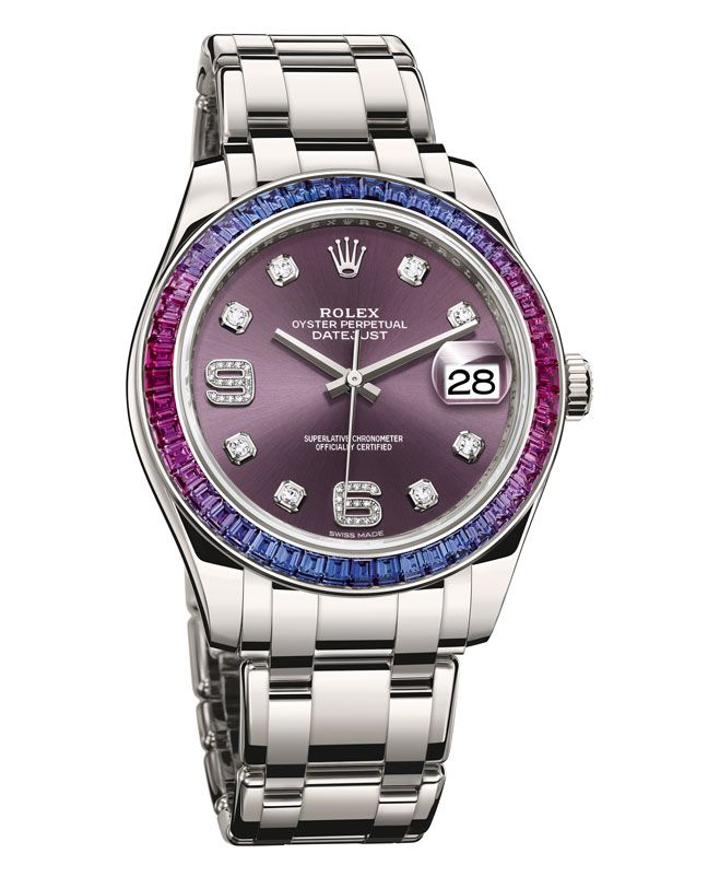 Rolex Oyster Perpetual Datejust Pearlmaster 39.