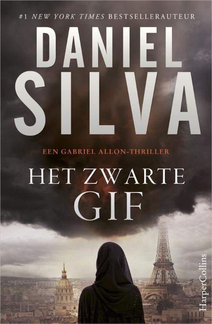 Afbeeldingsresultaat voor Daniel Silva boek