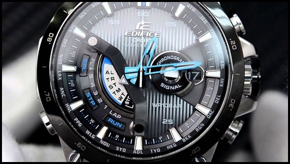 Most Elegant, Popular And Stunning Looking Casio Edifice Watches
