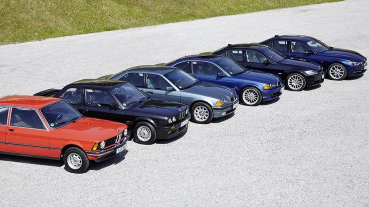 Gebrauchter BMW 3er Kaufberatung: Alle Baureihen in der Übersicht! – BILD