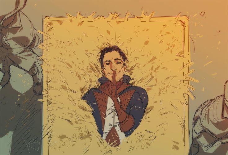 "rebelflet: "" Arno Dorian """