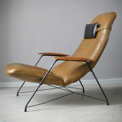 Recently Sold: Lounge Chair From The Fifties By Carlo Hauner U0026 Martin  Eisler For Forma