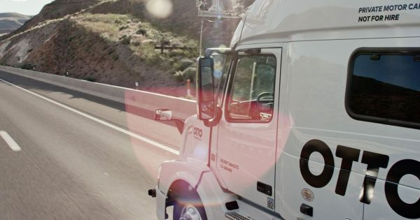 uber freight services