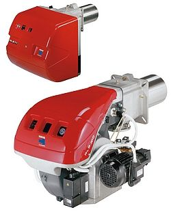 Riello RLS Series Package Dual Fuel Burner Supplier in Australia