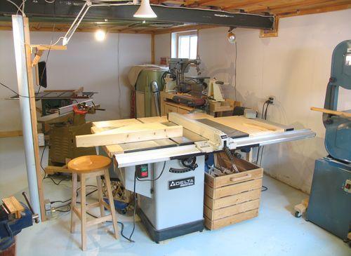 basement workshop plans. my basement workshop (2009) plans e