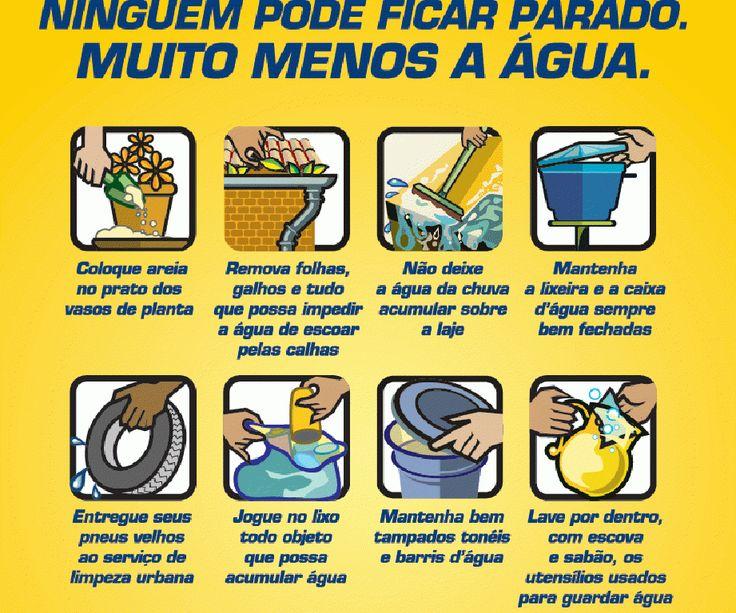 Dengue - A prevenção é a única arma contra a doença. Olá! Tudo bem com vocês? Vamos fazer a nossa parte! Eu tive dengue!!! É horrível!!! Algumas orientações sobre a doença. A dengue é uma doença fe...