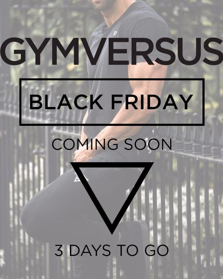 3 days and counting... #blackfriday  25% off the entire store and a further 25% off when you spend 100 or more and apply code: BF25 at checkout.  #gymversus #shapeyourfuture #activewear #luxe #sportswear #fashionblogger #fashion #monochrome #style #london #clothing #apparel #health #fitness #fit #yoga #model #girl #ootd #photooftheday #running #active #strong #motivation #style #luxury #lifestyle #smile #workout