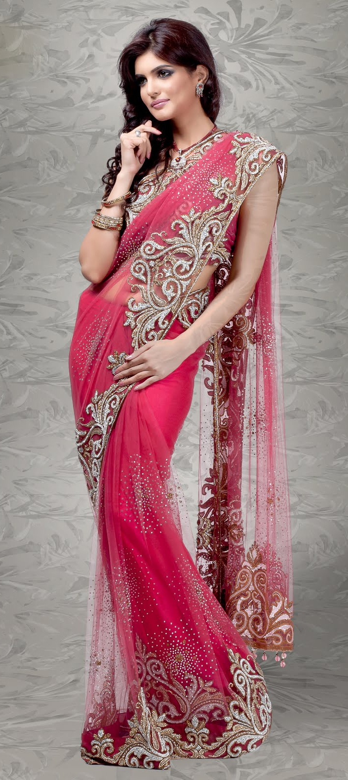 Check this amazing lehenga.........  Available at-> http://www.indianweddingsaree.com/product/65805.html