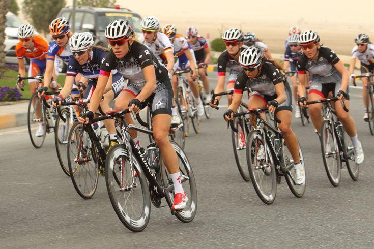 Specialized-lululemon team at Tour de Qatar