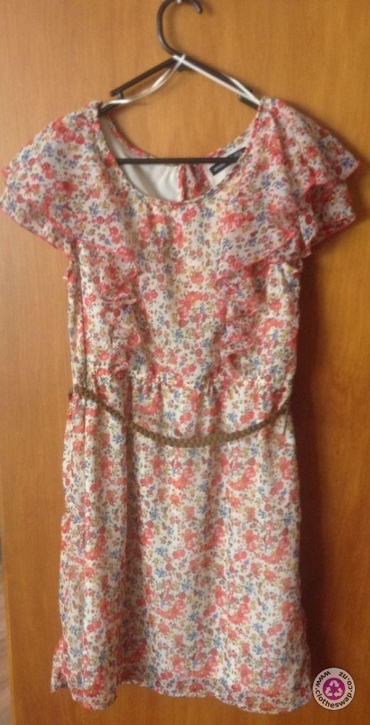 Clotheswap - Adorable atmosphere dress