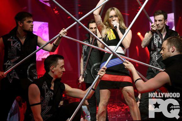 Marie-Mai lance son nouvel album M au Centre Bell de Montréal