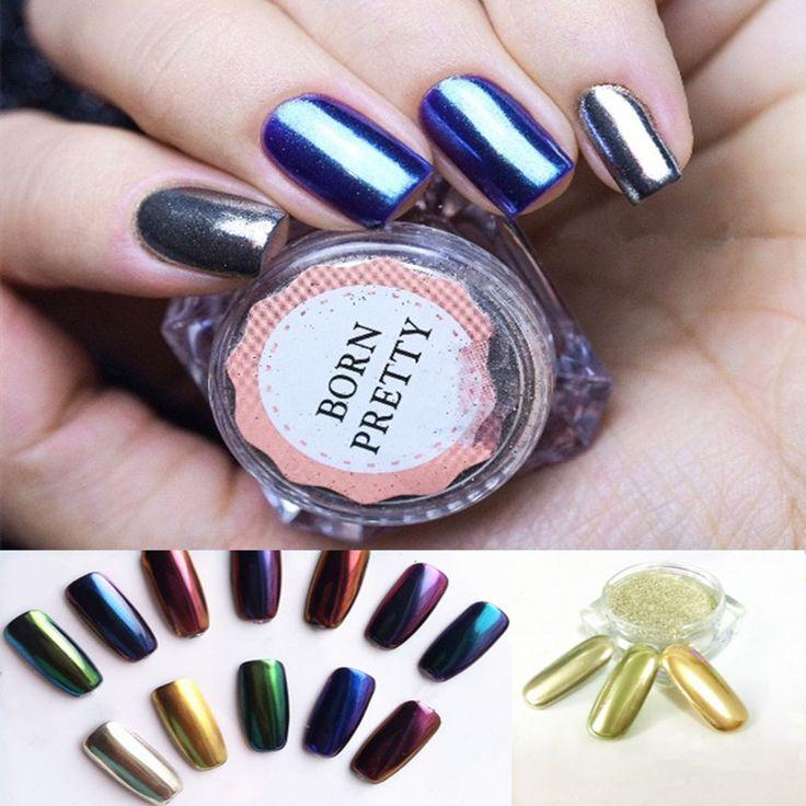 $1.31 (Buy here: https://alitems.com/g/1e8d114494ebda23ff8b16525dc3e8/?i=5&ulp=https%3A%2F%2Fwww.aliexpress.com%2Fitem%2F1g-Box-Shinning-Mirror-Nail-Glitter-Powder-Sliver-Gold-Nail-Art-Sequins-Chrome-Pigment-Glitters%2F32687989545.html ) 1g/Box Born Pretty Gold Silver Mirror Powder Holographic Powder Nail Glitter Powder Nail Art Sequins Chrome Mirror Polish for just $1.31