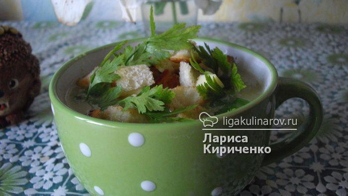 Быстрый и восхитительный гороховый суп!  Рецепт с фото вы найдете на нашем сайте: