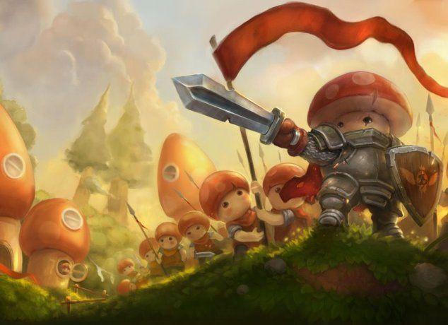 Mushroom Wars 2 – Provata la beta su PC