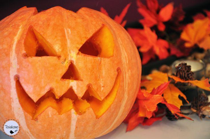 Jak wyciąć dynię na Halloween?