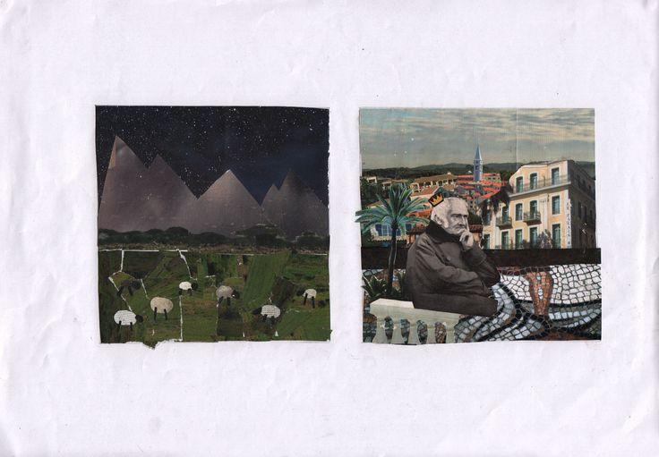 Collage By: Mischa Stæhr
