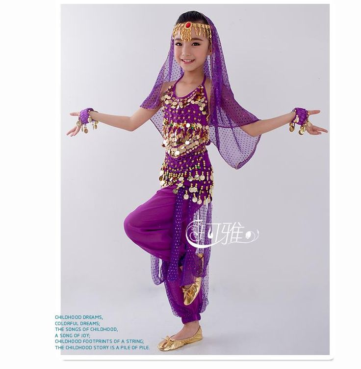 Discount New Handmade Children Belly Dance Costumes Kids Belly Dancing Girls Bollywood Indian Performance Cloth Whole Set From China | Dhgate.Com