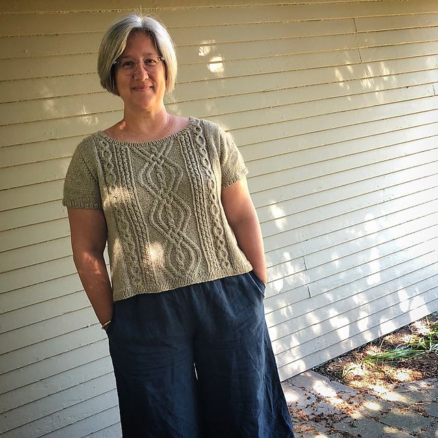 Ravelry: freddygirl's Bateau neck pullover