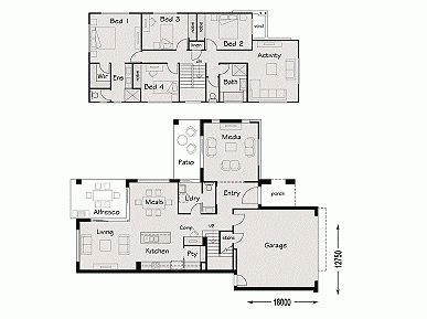 17 best images about house plans on pinterest home for Hallmark homes floor plans