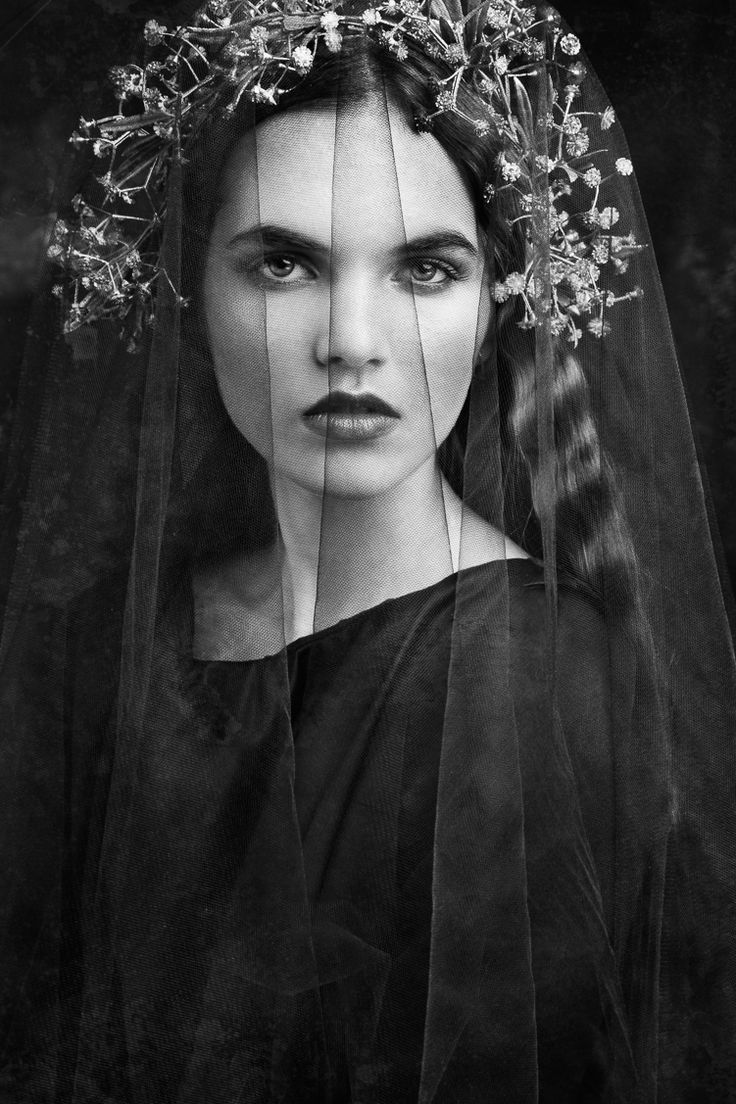 ☫ A Veiled Tale ☫ wedding, artistic and couture veil inspiration - John Michael Fulton stylist