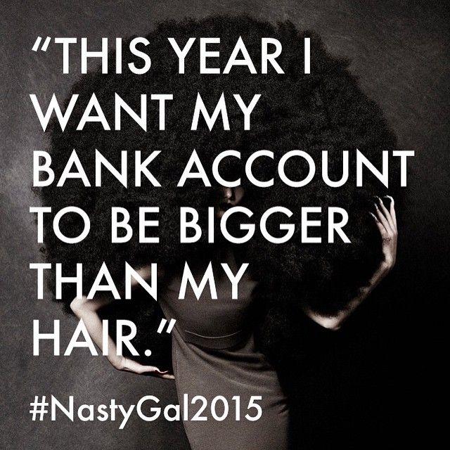 #NastyGal2015 #justsayin
