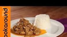 Ricetta Pollo e gamberi al curry con riso basmati - La Ricetta di GialloZafferano