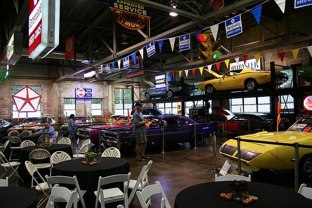 Tim Wellborn Muscle Car Museum in Alexander City AL