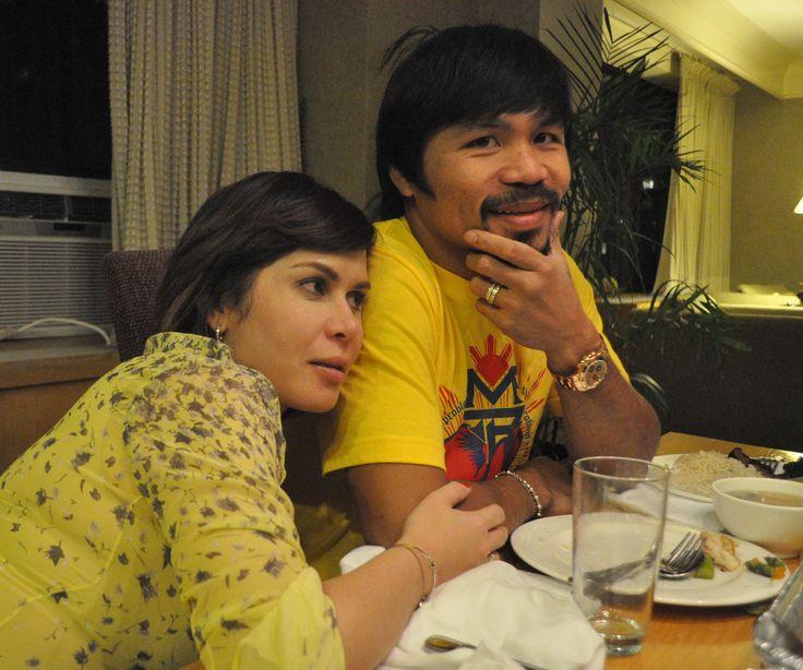 A peek into Manny Pacquiao's world