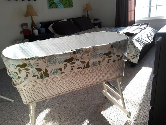 bassinet cover | the bolts