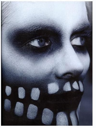 Make me up.: Skull, Make Up, Halloween Makeup, Costume, Halloween Ideas, Fever Ray, Mask Martin