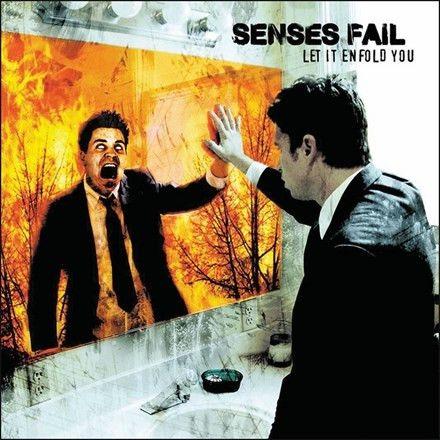 Senses Fail - Let It Enfold You 180g Vinyl LP