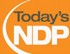 Today's NDP - we're ready!