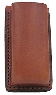 "Bianchi 20A Open Top Magazine Pouch - Tan - Fits Belt Width to 1.75"" - Glock"