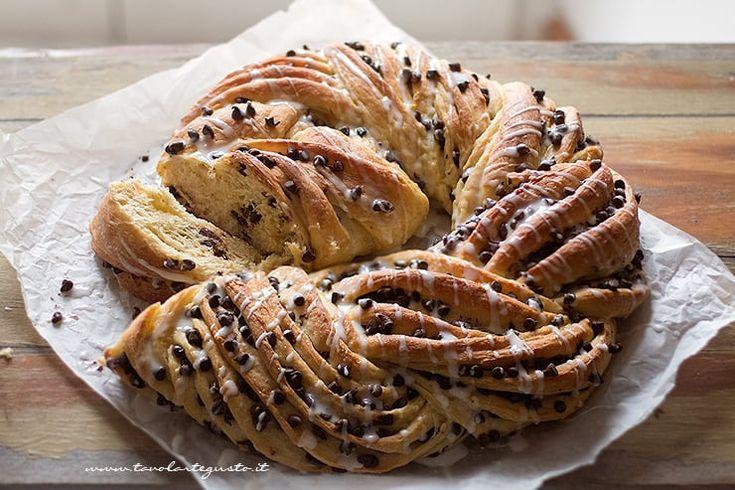 Ricetta Torta Angelica (fette)