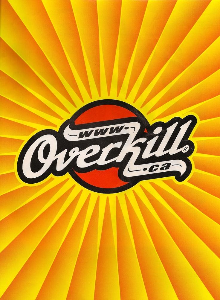 Overkill Shining Bright