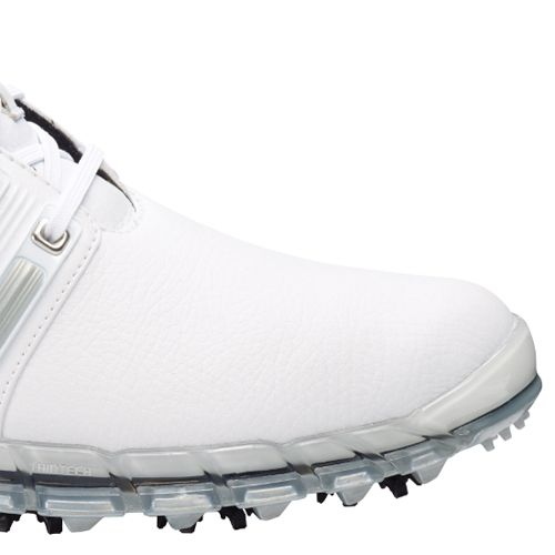 Adidas Tour 360 ATV M1 Golf Shoes White/Silver/White