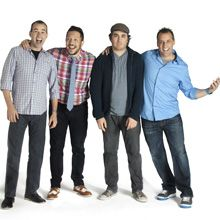The cast of Impractical Jokers will be in Dallas at Majestic Theatre on Feb. 7