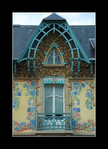 Rue Felix Faure, Nancy, France